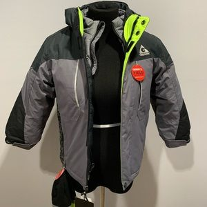!NEW! Gerry 3-in-1 Boys Jacket